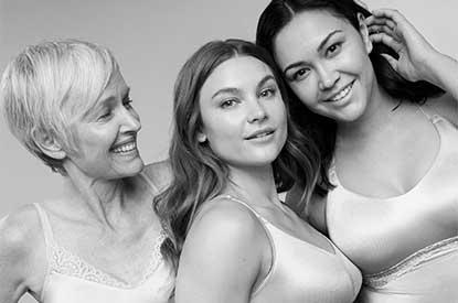 Women In Camis